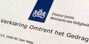 Verklaring Omtrent het Gedrag (VOG) - Van Breukelen Advocatuur