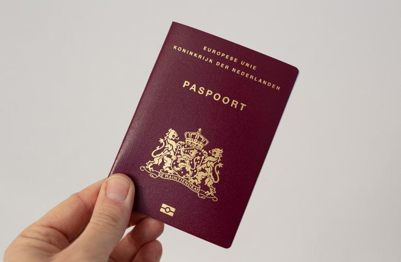 Paspoort NL